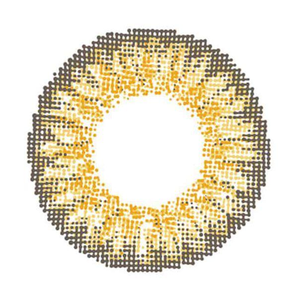 イットアイズのイットアイズ メローシリーズ ワンデー 10枚/箱 (度なし) ヘーゼルベージュに関する画像2