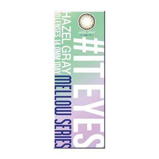 イットアイズ イットアイズ メローシリーズ ワンデー 10枚/箱 (度なし) ヘーゼルグレー の画像 3