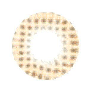 イットアイズ イットアイズ メローシリーズ ワンデー 10枚/箱 (度なし) グリッターブロンズ の画像 1
