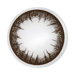 エルコン エルコンワンデー ポップ 30枚/箱 (度なし) ショコラ の画像 1