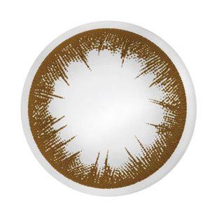 エルコン エルコンワンデー ポップ 30枚/箱 (度なし) ブラウン の画像 1