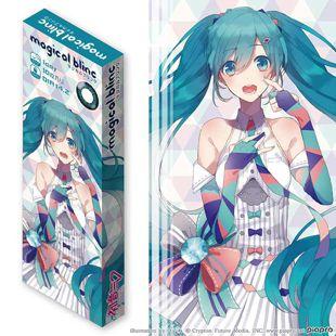 マジカルブリンク マジカルブリンク ワンデー 10枚/箱 (度なし) MB-01 ターコイズブルー 歌姫の瞬き の画像 3