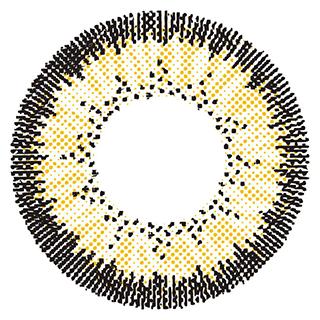 ミラージュのミラージュ マンスリー 2枚/箱 (度なし) バニティーブラウンに関する画像2