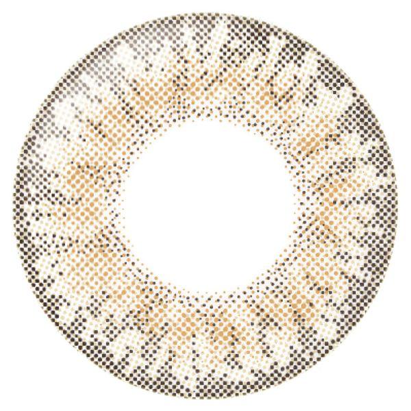 リルムーンのリルムーン マンスリー クリームベージュ 2枚に関する画像2