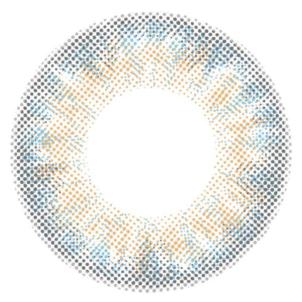 リルムーンのリルムーン マンスリー 2枚/箱 (度なし) ウォーターウォーターに関する画像2