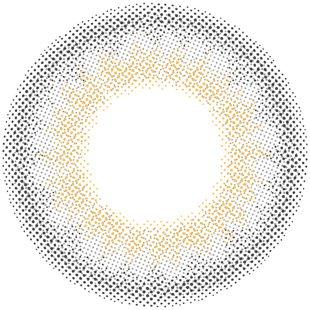 リルムーン リルムーン マンスリー 2枚/箱 (度なし) スキングレージュ の画像 1