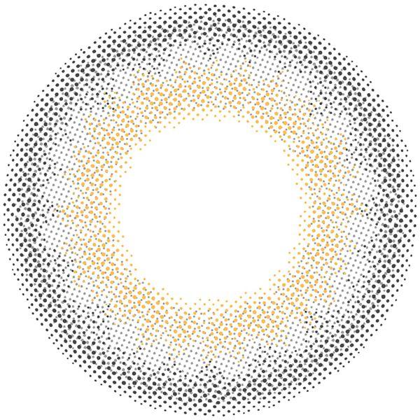 リルムーンのリルムーン マンスリー スキングレージュ 2枚に関する画像2
