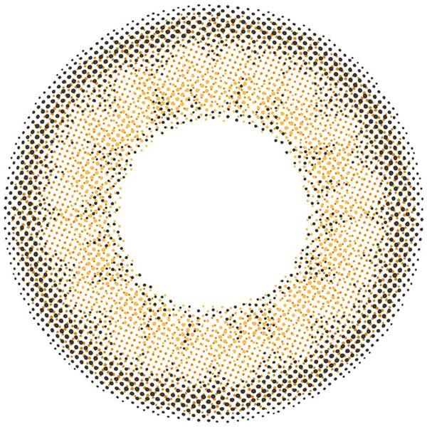 リルムーンのリルムーン マンスリー スキンベージュ 2枚に関する画像2