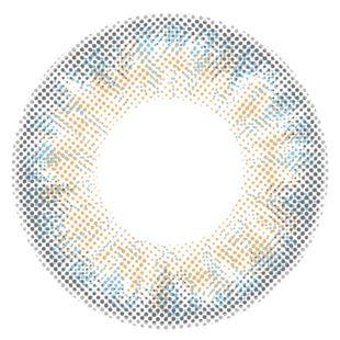 リルムーン リルムーン ワンデー 30枚/箱 (度なし) ウォーターウォーター の画像 1