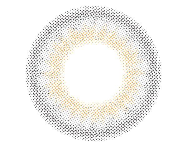リルムーンのリルムーン ワンデー 30枚/箱 (度なし) スキングレージュに関する画像2