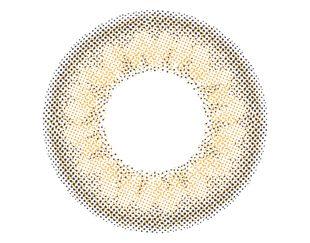 リルムーン リルムーン ワンデー 30枚/箱 (度なし) スキンベージュ の画像 1