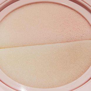 CANDYLAB Doublepop Peach Dewy Cushion 21 20g の画像 3