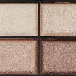 インハート パーフェクトリッチアイシャドウ 01 トラッドブラウン 6.5g の画像 1