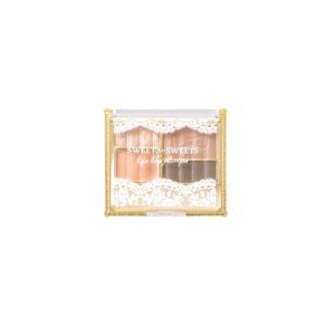 スウィーツ スウィーツ スウィーツ スウィーツ アイバッグプランパー 01 ショコラベージュ の画像 1