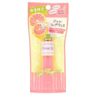 フィアンセ ジェルフレグランス ピンクグレープフルーツの香り 数量限定 9g の画像 0