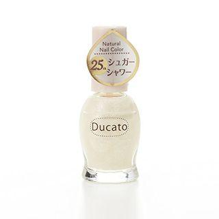 デュカート デュカート ナチュラルネイルカラーN N87 シュガーシャワーの画像