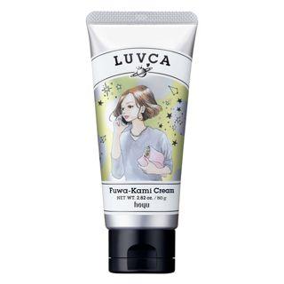LUVCA ふわ髪クリーム 80gの画像