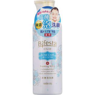 ビフェスタ ビフェスタ Bifesta 泡洗顔 コントロールケア 180gの画像