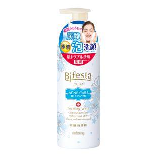 ビフェスタ 泡洗顔 コントロールケア <医薬部外品> 180g の画像 0