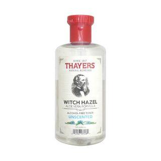 THAYERS セイヤーズ 無香料 ウィッチヘーゼル 355ml アルコールフリー化粧水[0080] 送料無料の画像