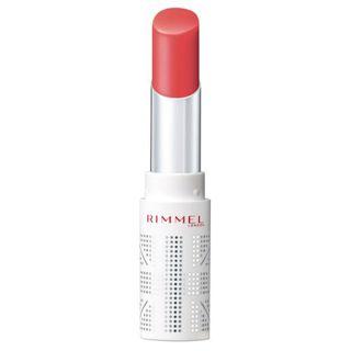 リンメル ラスティングフィニッシュ ティントリップ 002 唇に溶け込むようになじむピーチピンク 3.8gの画像