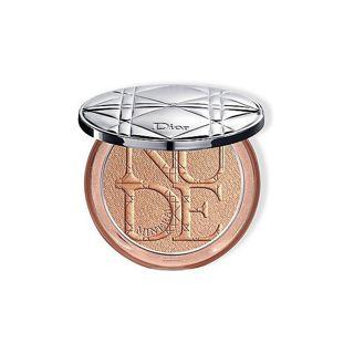 Dior ディオールスキン ミネラル ヌード ルミナイザー パウダー 001 ヌード グロウ 10gの画像