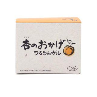 プラセス プラセス製薬 杏のおかげ つるるんゲル 100g 41427の画像