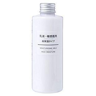 無印良品 無印良品 乳液・敏感肌用・高保湿タイプ 200mL の画像 0