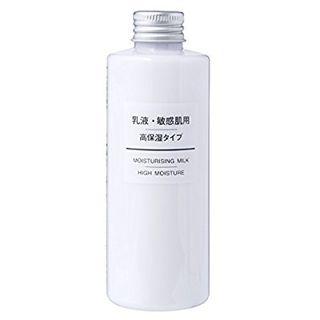 無印良品 無印良品 乳液・敏感肌用・高保湿タイプ 200mLの画像