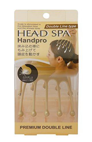 null ヘッドスパ ハンドプロ HEAD SPA Handpro ヘッドスパハンドプロプレミアムダブルラインの画像