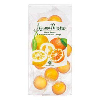ハウス オブ ローゼ ハウスオブローゼ HOUSE OF ROSE アロマルセット バスビーズ MD&BO(マンダリン&ビターオレンジの香り) 本体 7g×11個 マンダリン&ビターオレンジの香りの画像