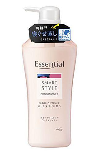 エッセンシャル エッセンシャル Essential スマートスタイル キューティクルケアコンディショナー ポンプ 480mlの画像