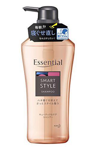 エッセンシャル エッセンシャル Essential スマートスタイル キューティクルケアシャンプー ポンプ 480mlの画像