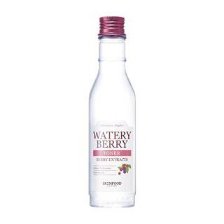 スキンフード スキンフード SKINFOOD ウォーターベリー トナー 本体 180ml しっとり みずみずしいベリーの香りの画像
