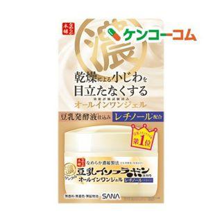 なめらか本舗 なめらか本舗 Nameraka Honpo リンクルジェルクリーム N 本体 100gの画像
