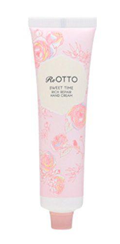 null REOTTO(リオット) リッチリペア ハンドクリーム スイートタイム 30g ローズムスクの香りの画像