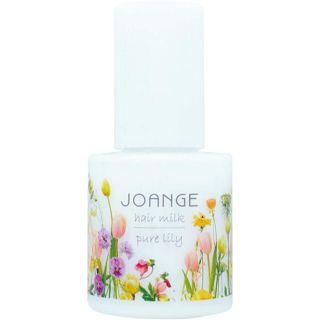 ジョアンジュ カラーケア ヘアミルク ピュアリリィの香り 80gの画像