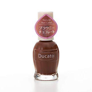 デュカート 【限定】デュカート ナチュラルネイルカラー N92ブラウニーチョコレートの画像