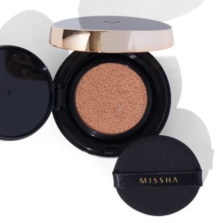 MISSHA ミシャ M クッション ファンデーション No.23 自然な肌色 プロカバー 15g SPF50+ PA+++の画像