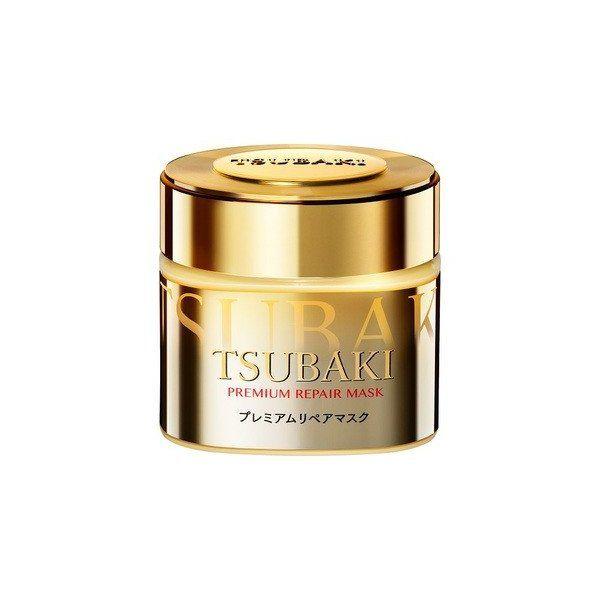 TSUBAKIのツバキ TSUBAKI プレミアムリペアマスク 本体 180g 心華やぐ椿蜜果(つばきみつか)の香りに関する画像 1