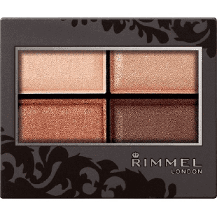 リンメル ロイヤルヴィンテージ アイズ 014 洗練された大人の印象のテラコッタブラウン 4.1g の画像 0