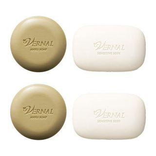 ヴァーナル ベーシック石鹸4個セット(アンク2個・ザイフ2個)の画像