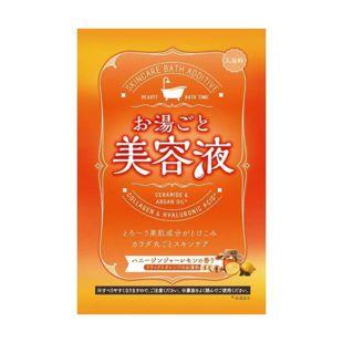 お湯ごと美容液 お湯ごと美容液 ハニージンシャーレモンの香り 60g の画像 0
