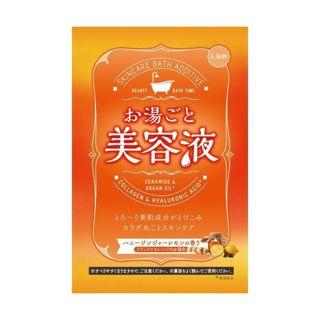 お湯ごと美容液 ハニージンシャーレモン 60g
