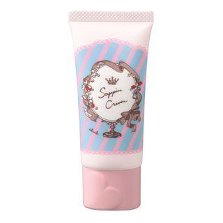 クラブ すっぴんクリーム マシュマロマット パステルローズの香り 30gの画像