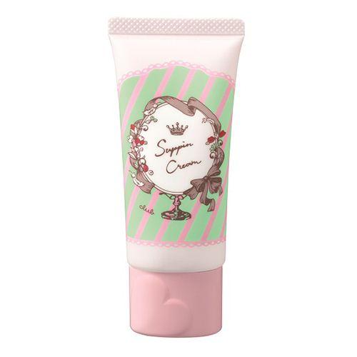 クラブのすっぴんクリーム マシュマロマット ホワイトフローラルブーケの香り 30gに関する画像 1