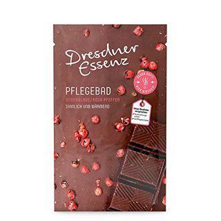 ドレスナーエッセンス ドレスナーエッセンス DRESDNER ESSENZ DE バスエッセンス チョコレートピンクペッパー 本体 しっとり 甘いチョコレートの香りの画像