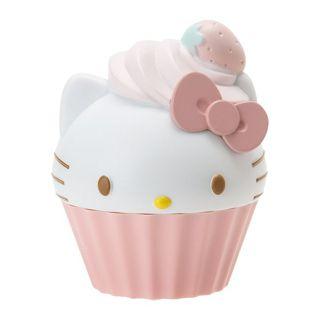 サンリオ ハローキティ カップケーキ形リップクリームの画像