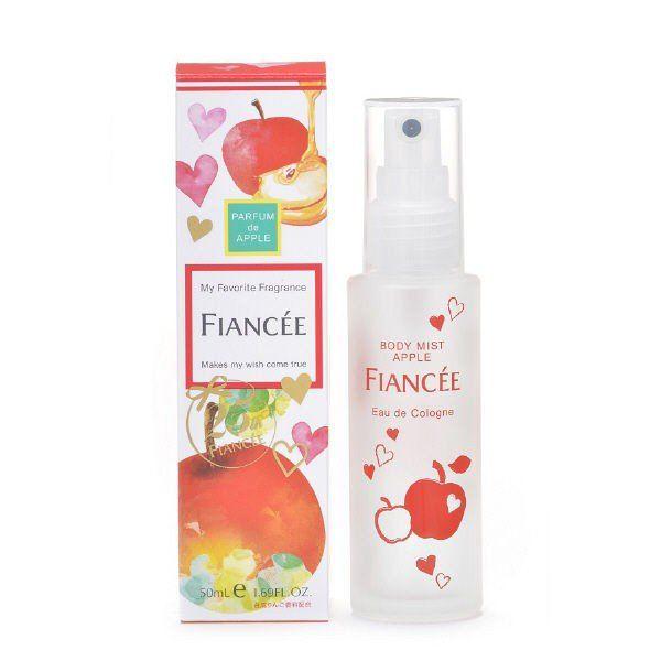 フィアンセのボディミスト 恋りんごの香り 数量限定 50mlに関する画像1