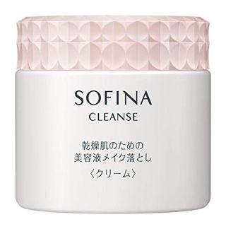 ソフィーナ ソフィーナ SOFINA 乾燥肌のための美容液メイク落とし<クリーム> ほのかな花優甘(はなゆうか)の香りの画像